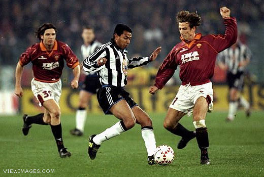 solano vs as roma
