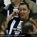 Football is business, and Business is (not too) Good at Newcastle
