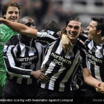 Newcastle United Score the First Win Under Alan Pardew