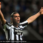 Andy Carroll Is the New Number 9 of Newcastle United Traditions