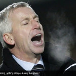 Alan Pardew was an absolute disaster for Newcastle United FA Cup adventure