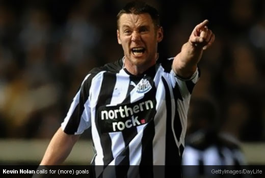 Kevin Nolan calls for more goals for Newcastle United