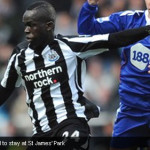 New deal for Cheik Tiote