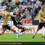 Newcastle United got help from the Best