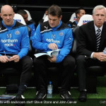 Alan Pardew determined to change Newcastle style