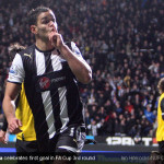 FA Cup 3rd round Newcastle United 2 – 1 Blackburn Rovers