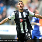 Alan Pardew tips Newcastle star for Euro 2012