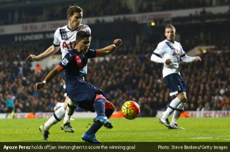 Newcastle United force awakens at White Hart Lane